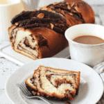 csokis babka recept