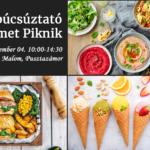 Thermomix Nyárbúcsúztató Gourmet Piknik